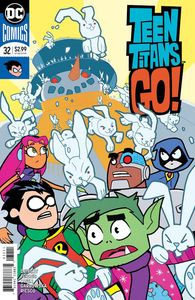 [Teen Titans Go #32 (Product Image)]