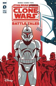 [Star Wars Adventures: Clone Wars #4 (Cover A Charm) (Product Image)]