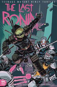 [Teenage Mutant Ninja Turtles: The Last Ronin #3 (Forbidden Planet Exclusive Woodall Signed Edition Variant) (Product Image)]
