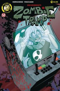 [Zombie Tramp: Ongoing #78 (Cover A Maccagni) (Product Image)]