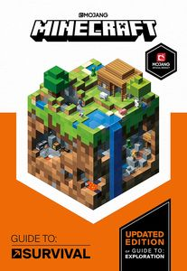 [Minecraft Guide To Survival (Hardcover) (Product Image)]