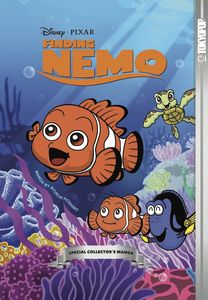 [Pixar: Manga Collection: Finding Nemo (Hardcover) (Product Image)]
