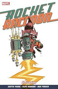[Rocket Raccoon: Volume 2: Storytailer (UK Edition) (Product Image)]