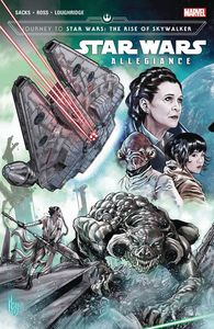 [Journey To Star Wars: The Rise Skywalker: Allegiance: Volume 1 (DM A V) (Product Image)]