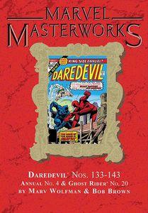 [Marvel Masterworks: Daredevil Volume 13 (DM Variant Edition - Hardcover) (Product Image)]