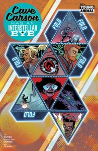 [Cave Carson Has An Interstellar Eye #2 (Product Image)]