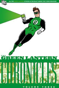 [Green Lantern Chronicles: Volume 3 (Titan Edition) (Product Image)]
