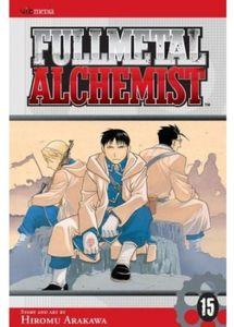 [Fullmetal Alchemist: Volume 15 (Product Image)]