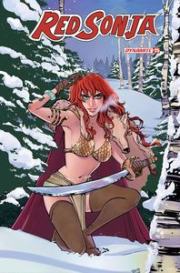 [Red Sonja #25 (Cover C Anwar) (Product Image)]