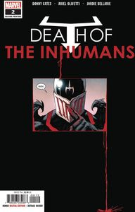 [Death Of Inhumans #2 (Of 5) (2nd Printing Olivetti Variant) (Product Image)]
