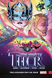 [Mighty Thor: Volume 3: Asgard Shiar War (Premiere Edition Hardcover) (Product Image)]