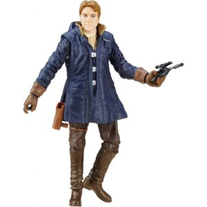 [Star Wars: The Force Awakens: Black Series Action figure: Han Solo (Product Image)]