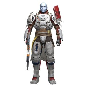 [Destiny 2: Colour Tops Action Figure: Zavala (Product Image)]