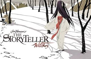 [The Storyteller: Witches #2 (Product Image)]