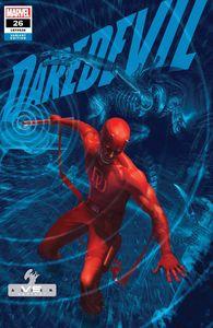 [Daredevil #26 (Rahzzah Marvel Vs Alien Variant Kib) (Product Image)]