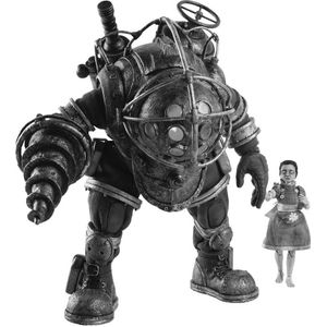 [BioShock: Action Figure: Big Daddy & Little Sister 2-Pack (Product Image)]
