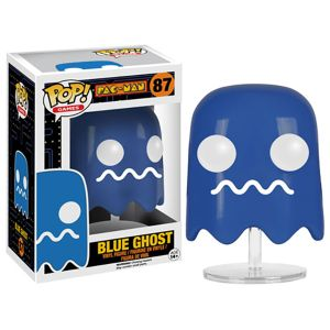 [Pac-Man: Pop! Vinyl Figures: Blue Ghost (Product Image)]