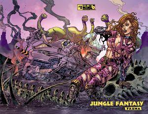 [Jungle Fantasy: Fauna # (Crash Wrap Variant) (Product Image)]
