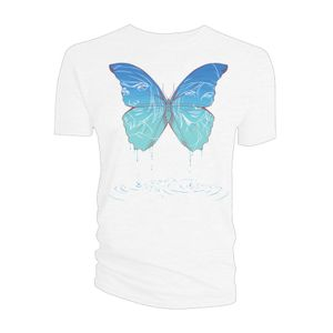 [Life Is Strange: T-Shirt: Butterfly By Emma Vieceli (Product Image)]