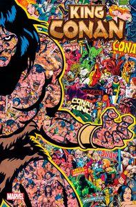 [King Conan #1 (Mr Garcin Variant) (Product Image)]