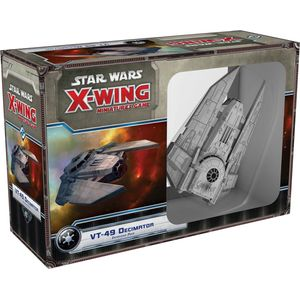 [Star Wars: X-Wing Miniatures: Expansion Pack: VT-49 Decimator (Product Image)]