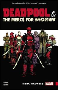 [Deadpool & The Mercs For Money: Volume 0: Merc Madness (Product Image)]