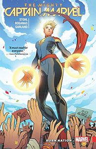 [Mighty Captain Marvel: Volume 1: Alien Nation (Product Image)]