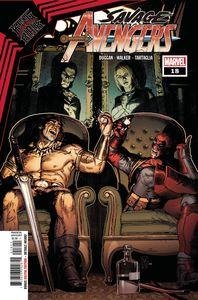 [Savage Avengers #18 (Kib) (Product Image)]