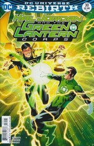 [Hal Jordan & The Green Lantern Corps #30 (Variant Edition) (Product Image)]