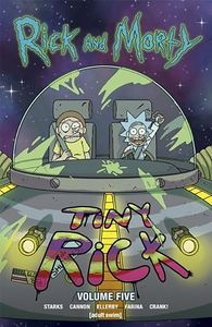[Rick & Morty: Volume 5 (Product Image)]