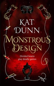 [Monstrous Design (Hardcover) (Product Image)]