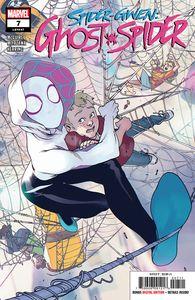 [Spider-Gwen: Ghost Spider #7 (Product Image)]