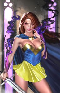 [Grimm Fairy Tales #50 (Cover E Burns) (Product Image)]