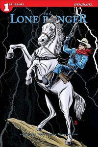 [Lone Ranger: Volume 3 #1 (Cover B Allred) (Product Image)]