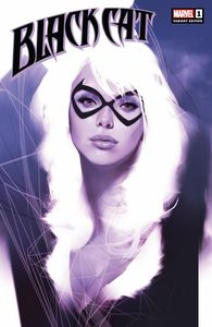 [Black Cat #1 (Ben Oliver Forbidden Planet Variant) (Product Image)]