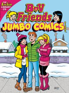 [B & V Friends: Jumbo Comics Digest #278 (Product Image)]