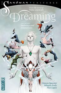 [The Dreaming: Volume 1: Pathways & Emanations (Signed Edition) (Product Image)]