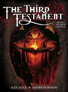 [Third Testament: Might Of An Ox (Hardcover) (Product Image)]