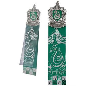 [Harry Potter: Bookmark: Slytherin Crest (Product Image)]