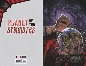 [King In Black: Planet Of Symbiotes #1 (Moore Virgin Variant) (Product Image)]