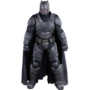 [Batman v Superman: Dawn Of Justice: Hot Toys Deluxe Action Figure: Armoured Batman (Product Image)]