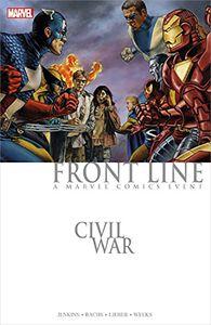 [Civil War: Front Line (Product Image)]