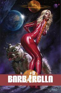 [Barbarella #3 (Cover A Parrillo) (Product Image)]