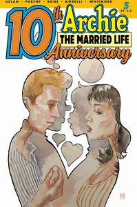 [Archie: Married Life: 10 Years Later #5 (Cover B Mack) (Product Image)]