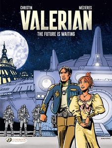 [Valerian: Volume 23: The Future Is Waiting (Product Image)]