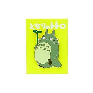 [My Neighbour Totoro: Pin Badge: Totoro (Product Image)]