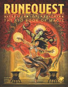 [Runequest: Roleplaying In Glorantha: Red Book Of Magic (Product Image)]