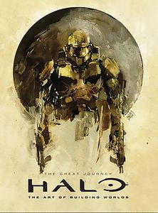 [Halo: The Great Journey: The Art Of Building Worlds (Limited Edition Hardcover) (Product Image)]