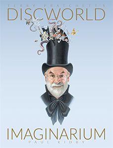 [Terry Pratchett's Discworld Imaginarium (Hardcover) (Product Image)]