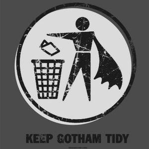 [Keep Gotham Tidy: T-Shirt (Product Image)]